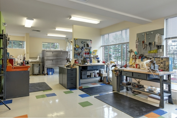 Seattle Children's Orthotics Lab