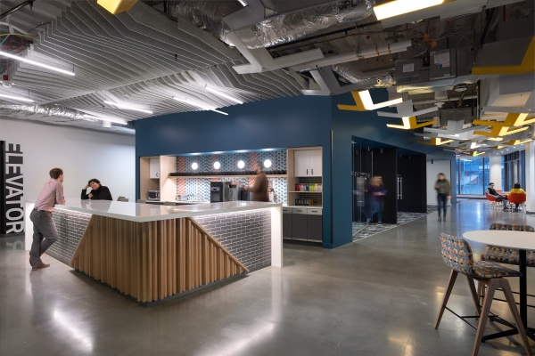 Technology Company Seattle Workplace